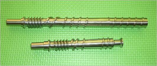 热楔焊接机螺杆
