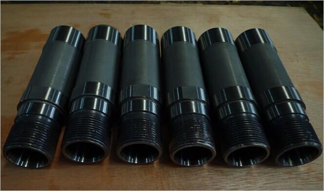 热楔焊接机筒